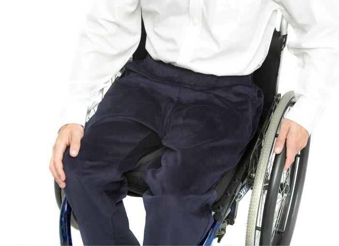 Tailor Made Drop Front Wheelchair Cords (2 Pairs)
