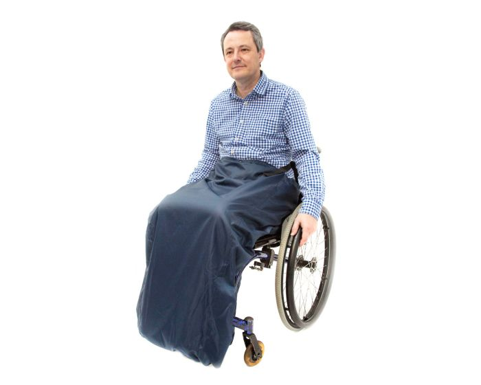 Pull On Warm lined Waterproof Wheelchair Cosy Toes Snug