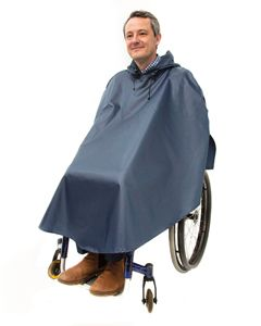 Wheelchair Waterproof Poncho