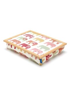Bean Bag Lap Tray - Elephant