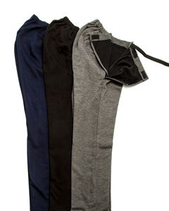 Inner Opening Dropfront Wheelchair Jersey Trousers