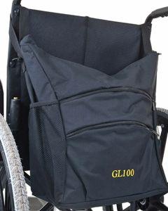 Wheelchair bags