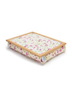 Bean Bag Lap Tray - Rose