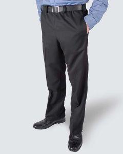 Men's Elasticated Waist Smart Trousers