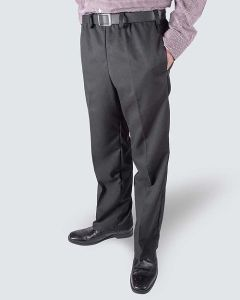 Elasticated waist smart trousers