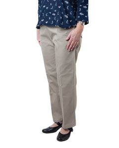 Women's Elasticated Waist Chinos