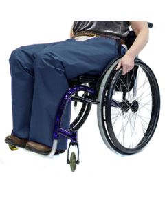 Men's wheelchair waterproof trousers