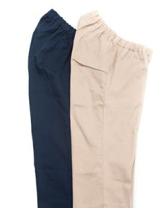 Elasticated Waist Wheelchair Easycare Chinos