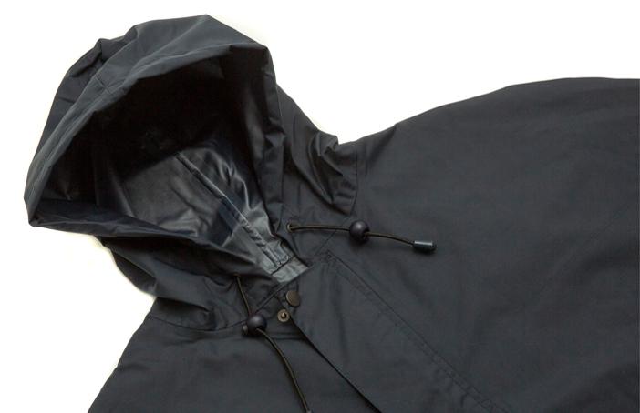 Non-lined cape