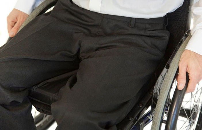 Wheelchair Smart Trousers