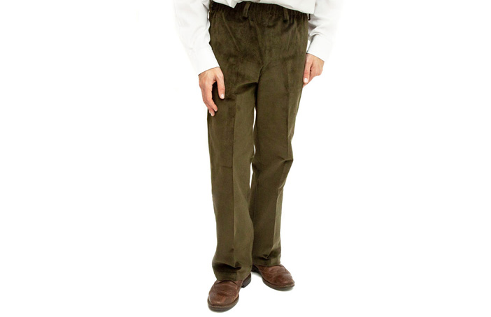Elasticated Waist Cords