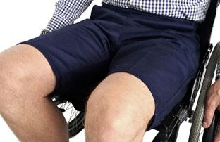 Wheelchair Shorts
