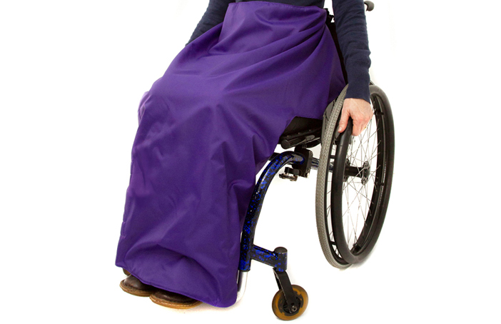 Warm Lined Wheelchair Leg Wrap