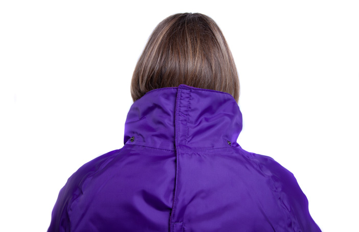 Women's Back Fastening Jacket