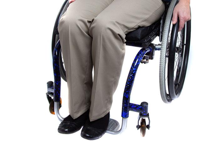 Womens Wheelchair Chinos