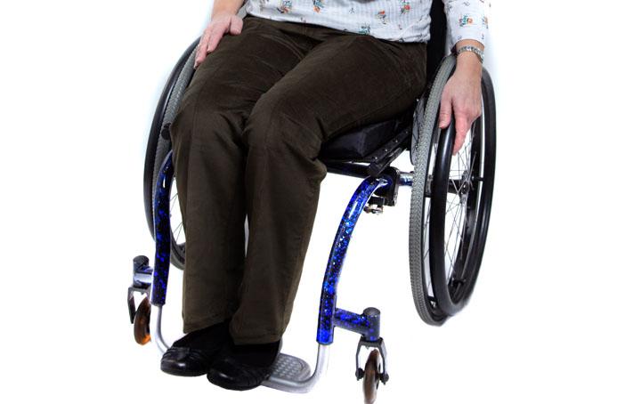 Womens Wheelchair Cords