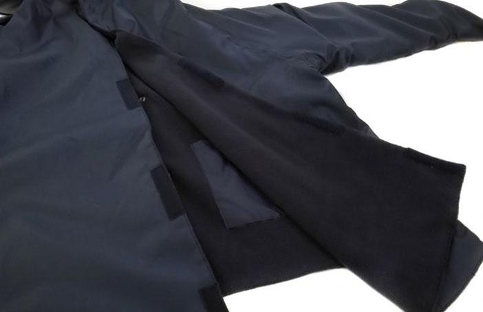 Back fastening