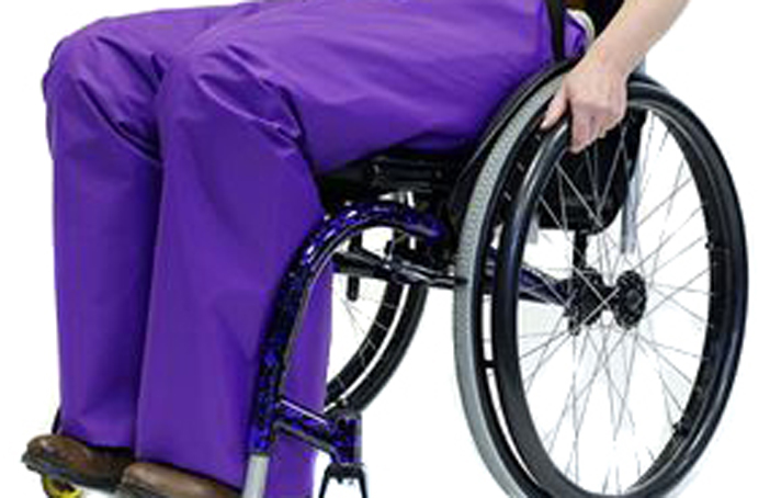 Women's Waterproof Wheelchair Trousers