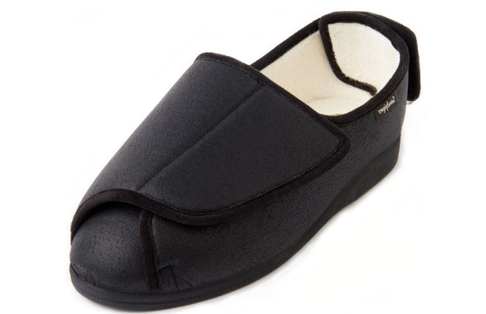 Men's Extra Wide Slippers - suitable for outdoor use