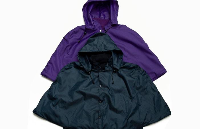 Waterproof cape